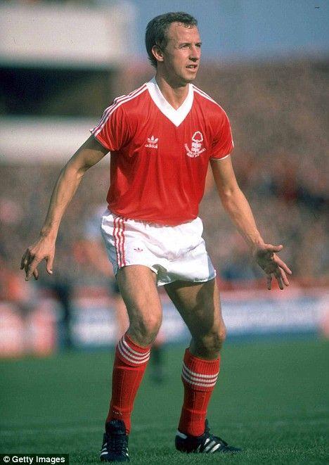 John McGovern - Nottingham Forest