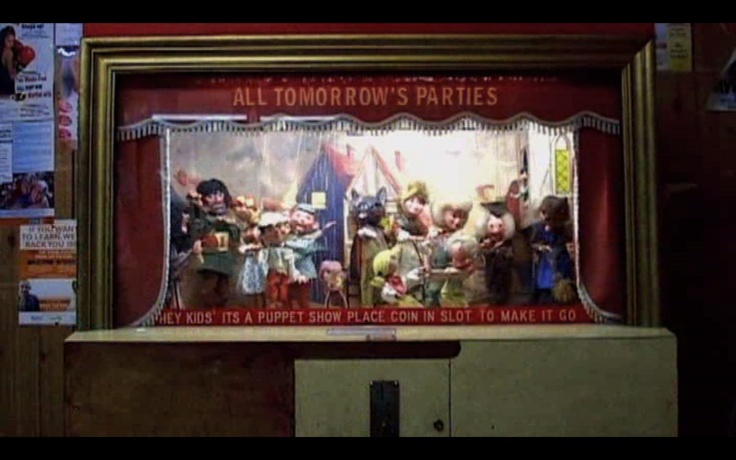 all tomorrow's parties, Jonathan Caouette (2009)