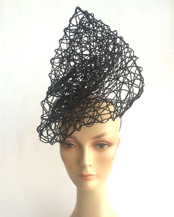 #hats #headwear #millinery #melbournecup #springracing #springcarnival #vrc #fashions #flemimgton