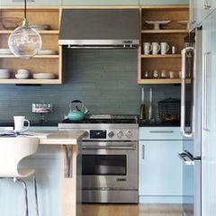contemporary kitchen by Susan Teare, Professional Photographer -Küchenoberschränke