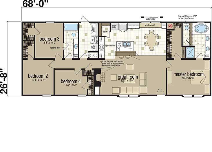 115 best House Plans images on Pinterest A house Jacksonville