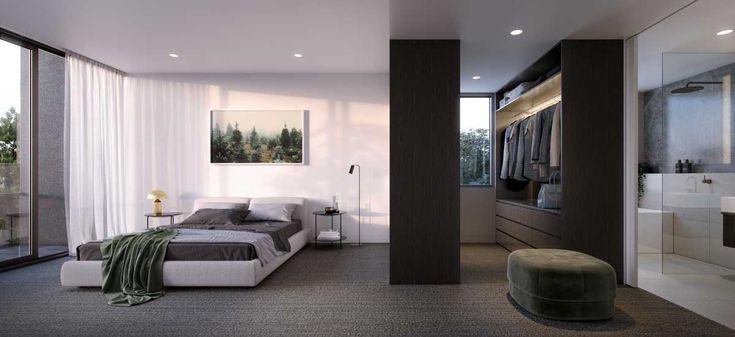 bedroom apartment development the woods melbourne