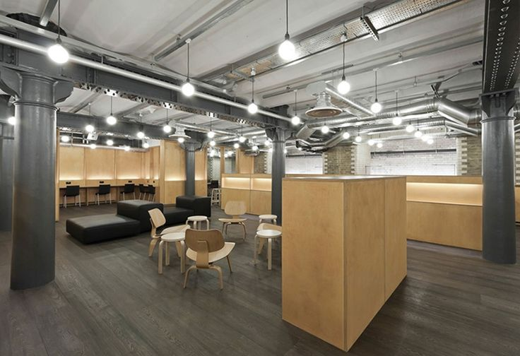 A real vs. a virtual office - Office Space Planning  #ArchiJuice #OfficeDesign