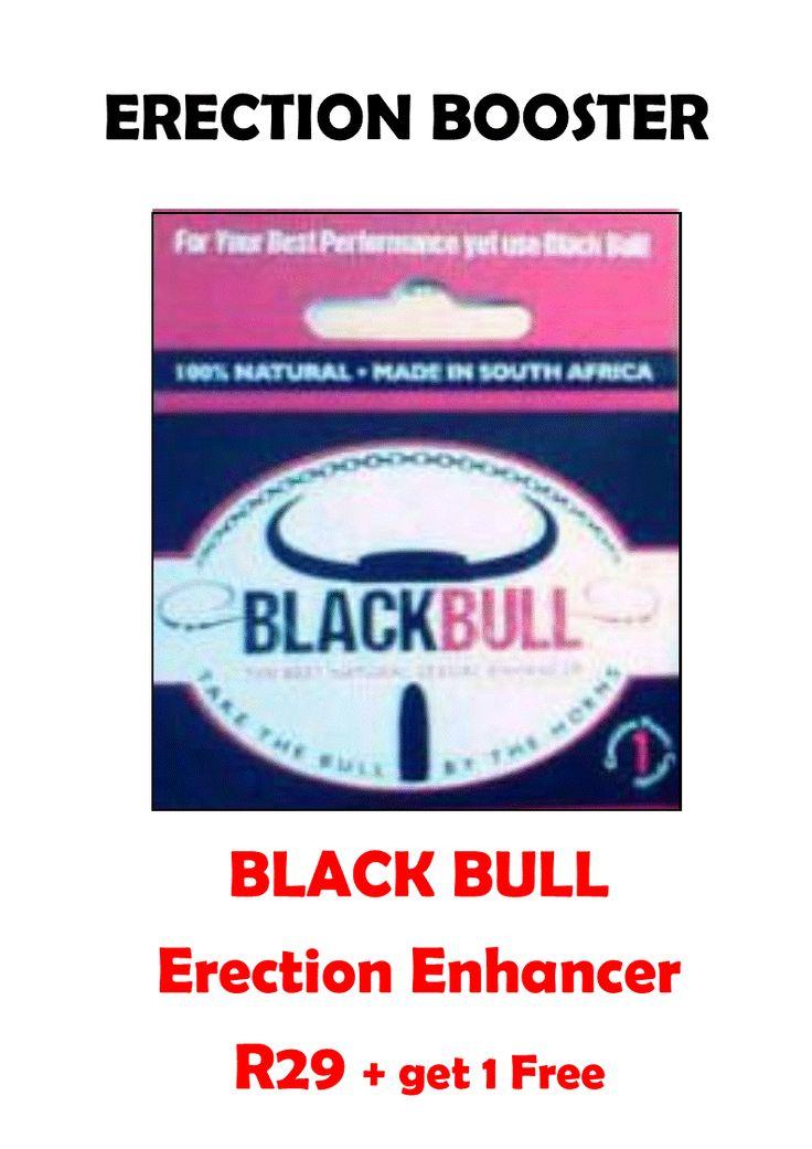 Black Bull Erection Booster