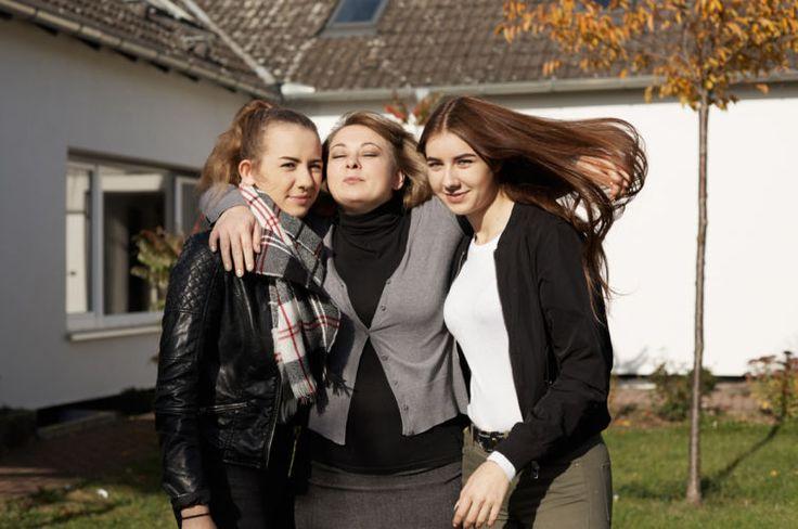Семейная фотосъемка. Осень