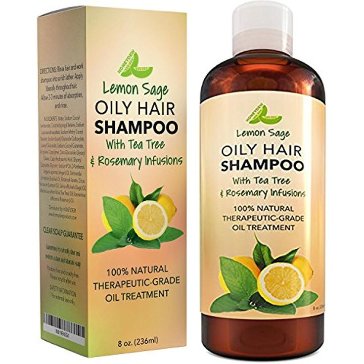 Volumizing Shampoo For Oily Hair - Vitamin Shampoo With Lemon Oil   Sage - Natural Hair Care - Thickening Balancing Cleanser With Anti-Dandruff Tea Tree   Anti-Itch Clarifying Rosemary For Women   Men -- Want to know more, click on the image. (This is an affiliate link and I receive a commission for the sales)