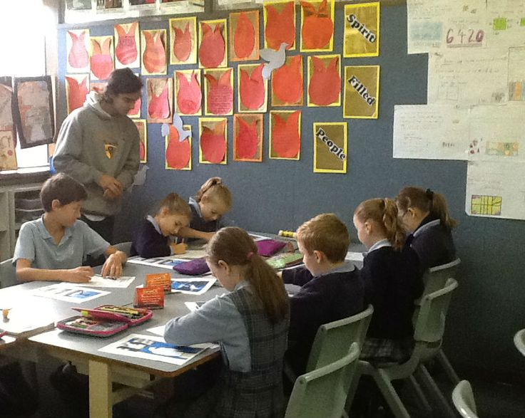 Making history - by teaching history  Students at Our Holy Redeemer in Surrey Hills are learning about early Melbourne in a unique way: from senior students – from another school, Whitefriars Secondary College in Donvale. More details: www.melbourneday.com.au/education.html#teaching