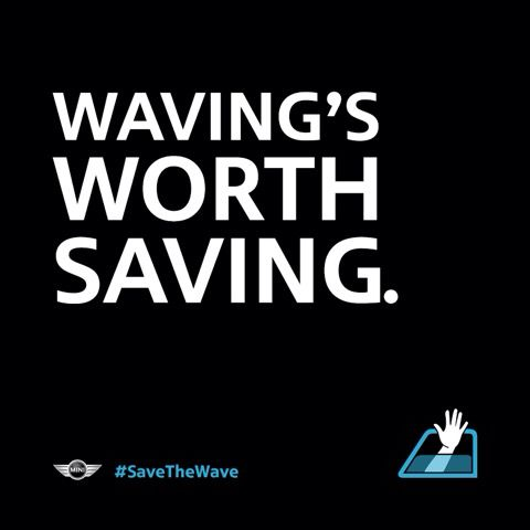 When's the last time you waved to a fellow Motorer? Find out how to #SaveTheWave by clicking above. #SaveTheWave #Inspiration #Pinspiration #Motor #Wave