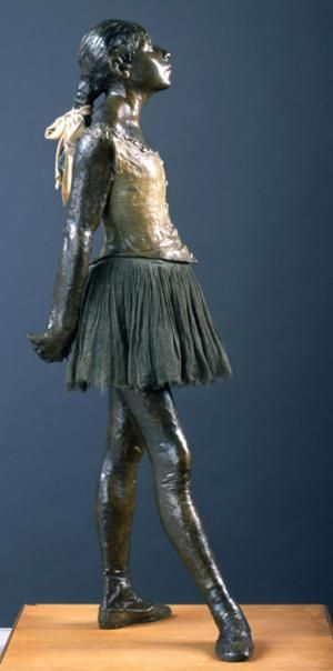 Edgar Degas sculpture...saw this and remembered why I love it so much!!!