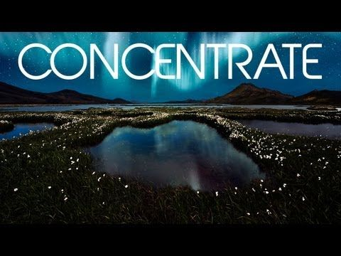 Brain Music - STUDY FOCUS CONCENTRATE - HELP YOU WORK FAST - YouTube