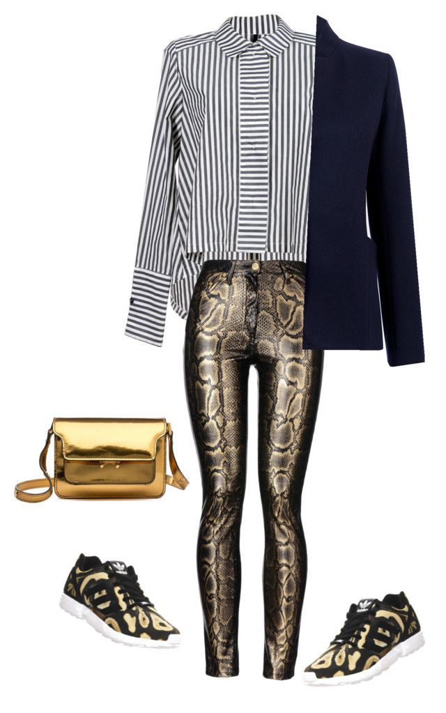 """""""Wild"""" by valeria-verde on Polyvore featuring adidas, Atea Oceanie, Marni, women's clothing, women's fashion, women, female, woman, misses and juniors"""