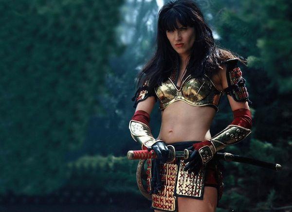 ¡La sorprendente transformación de Xena, la princesa guerrera!