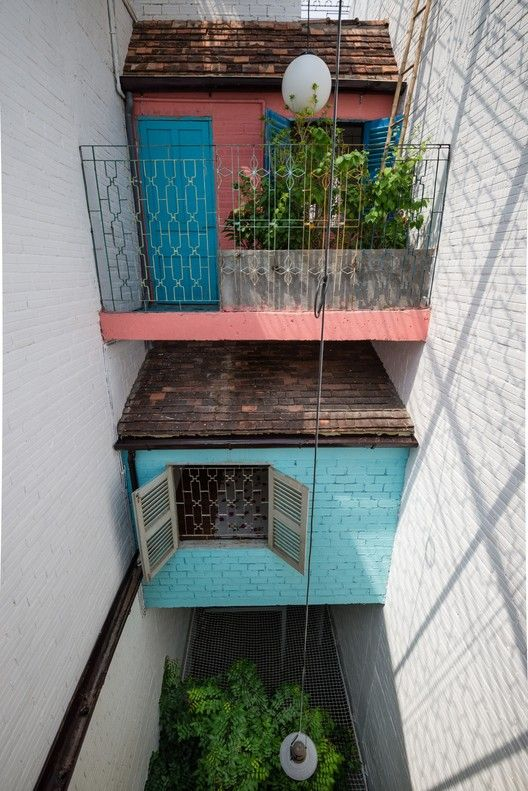 Saigon House,© Quang Tran