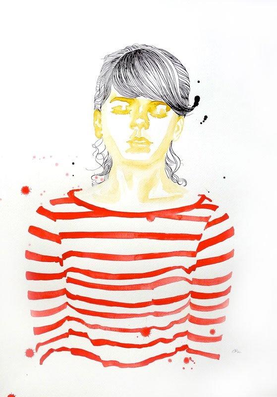 """""""I wish I was a sailor"""" by Silvia Ilona Klatt"""