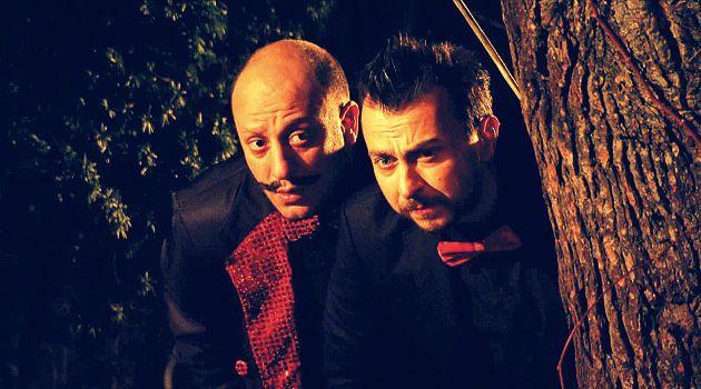 Leyla ile Mecnun Turkish Tv Absurd Comedy Series