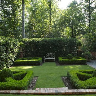 17 Best ideas about Boxwood Garden on Pinterest Green