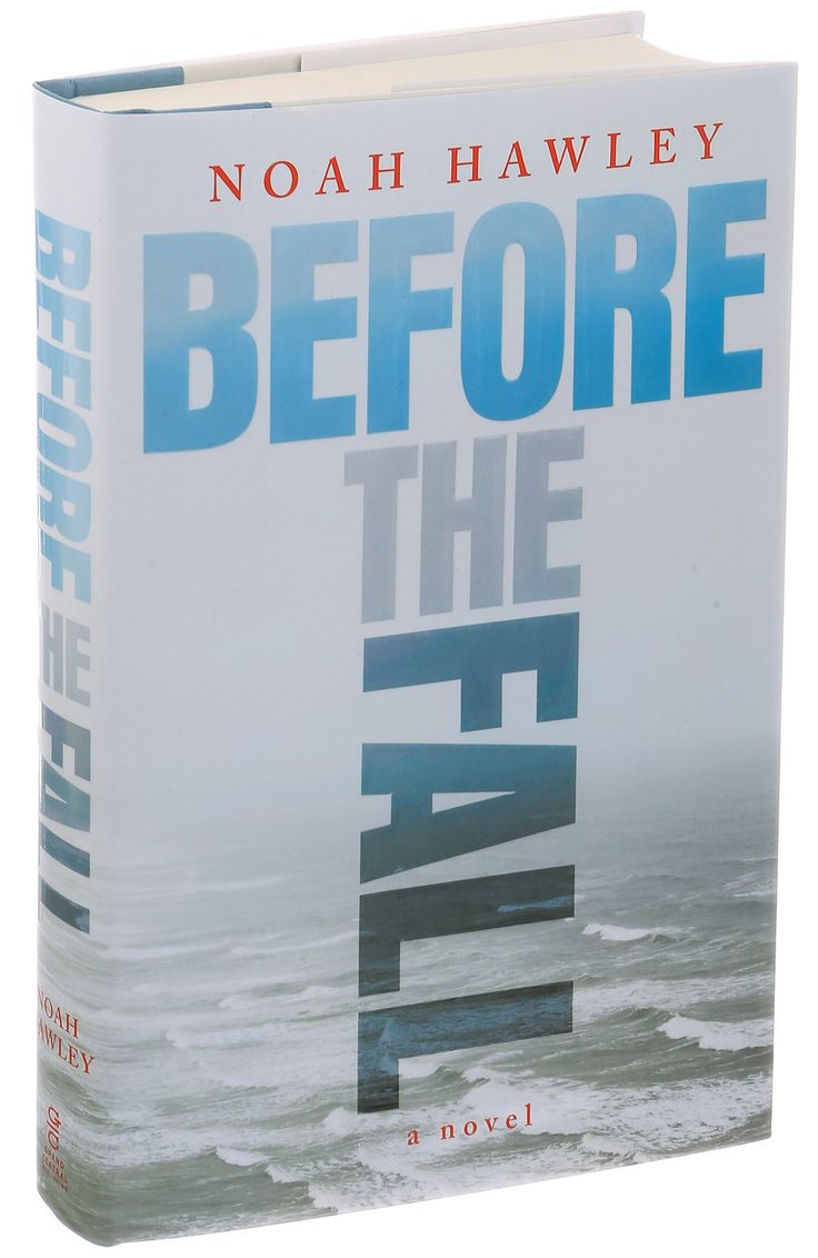 Review: Noah Hawley's 'Before the Fall' Is One of the Year's Best Suspense Novels - NYTimes.com