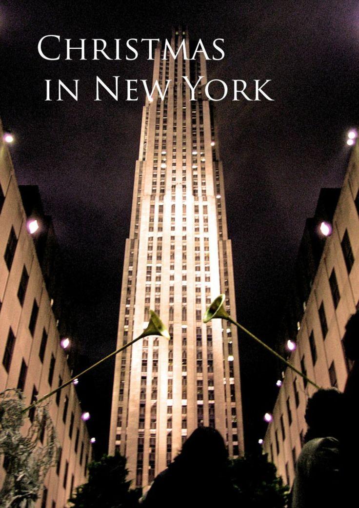 Weihnachten 2015 in New York