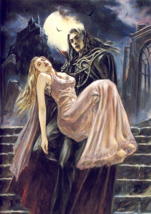 ^^ Werewolves & Vampires ^^