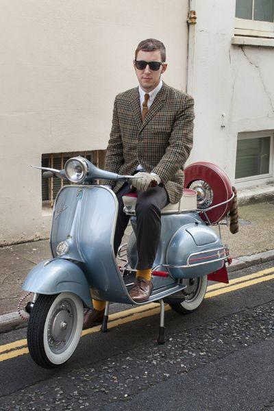 Brighton Mod Weekender 2015 - Daz