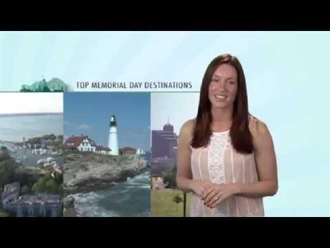 top memorial day vacation spots