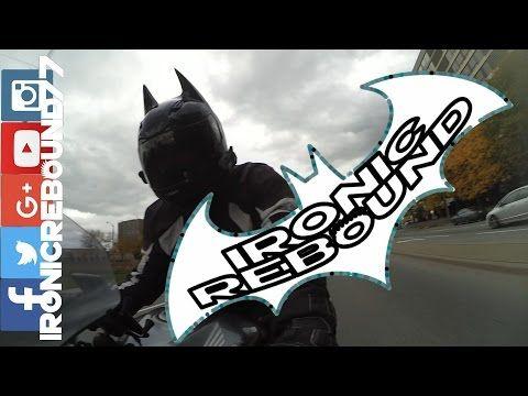 Batman? HD100 Helmet review