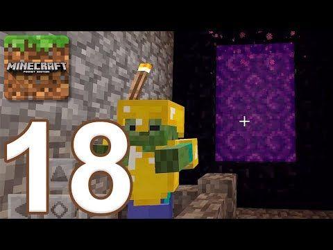 http://minecraftstream.com/minecraft-gameplay/minecraft-pocket-edition-gameplay-walkthrough-part-18-survival-ios-android/ - Minecraft: Pocket Edition - Gameplay Walkthrough Part 18 - Survival (iOS, Android)  Minecraft: Pocket Edition – Gameplay Walkthrough Part 18 – Survival, Nether Portal (iOS, Android) Minecraft: Pocket Edition Walkthrough Playlist – https://www.youtube.com/playlist?list=PLGtZwVE-T07sN6mLI2bLxcO8l2F04Gnjt Subscribe –...