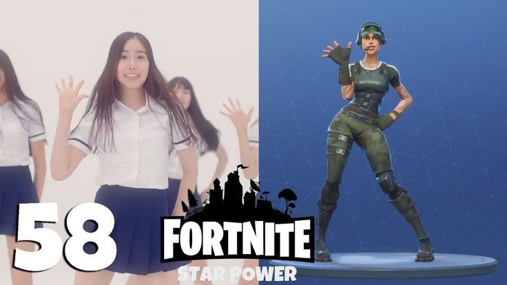 Fortnite All 58 Emotes And Dances Their Real Life Original References No Bonuses Youtube Fortnite Real Life Dance