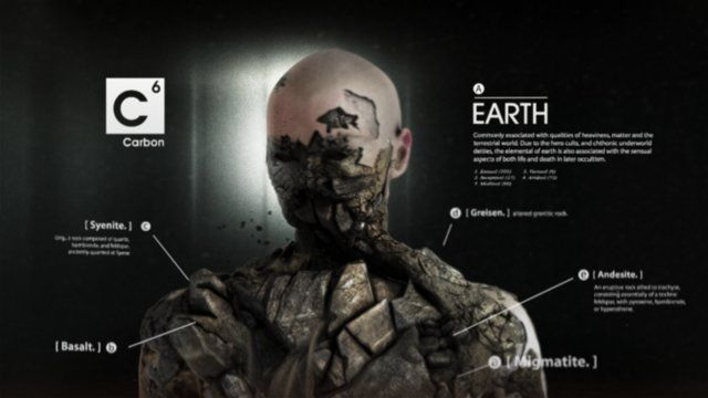 Discovery Science Ident [] the Human Element [2011] [] CGI directed by Sawoozer Wang