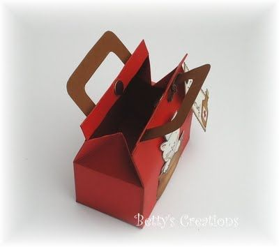 Get-well-soon DIY paper bag tutorial