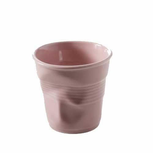 Espresso Crumple Cup Light Pink