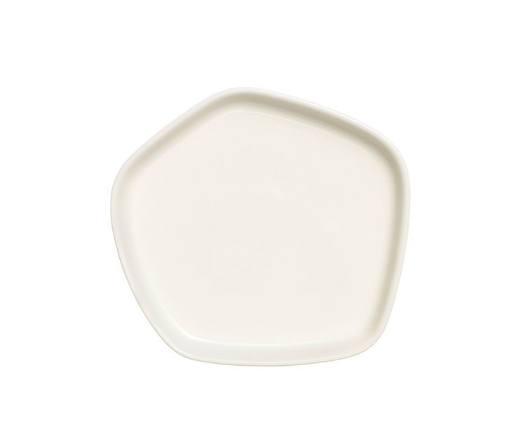 White Mini plate - Iittala x Issey Miyake Home Collection