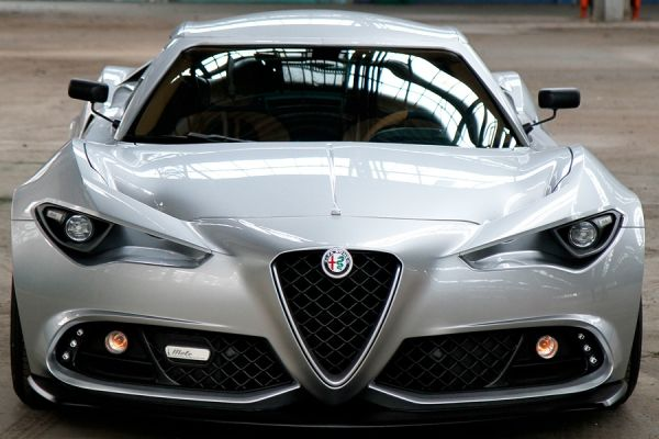 Hop Behind the Wheel of the Excellent Alfa Romeo Mole 001 Coupe