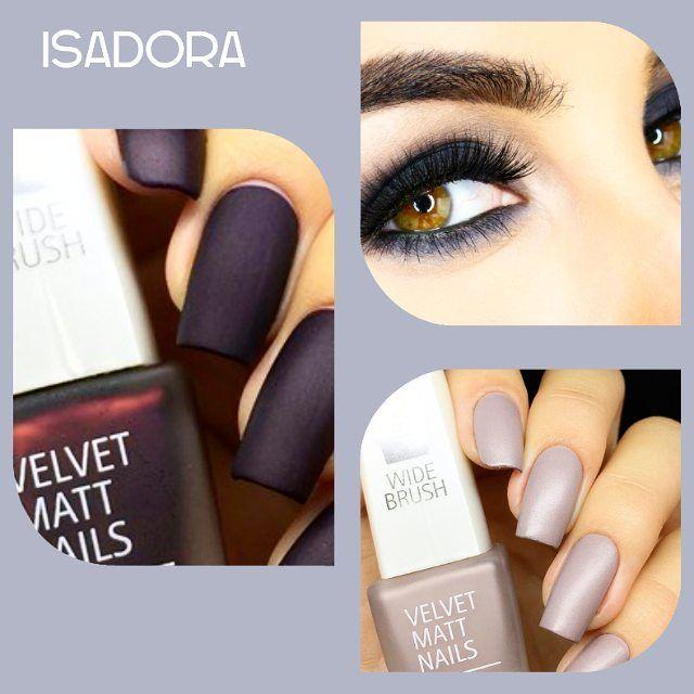 Bästa sminket om du frågar mig! #smink #makeup #nagellack #manikyr #nailpolish #Isadora #fransar #mascara #eyemakeup #ögonmakeup #finanaglar #styling