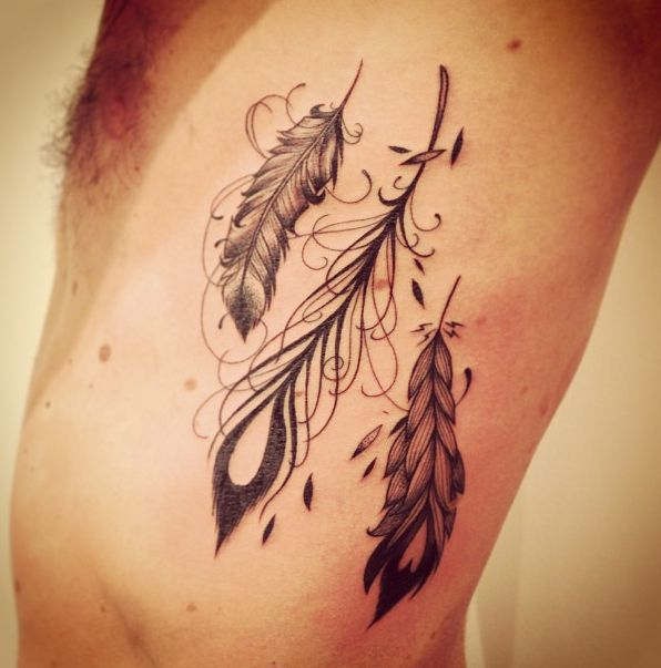 48 best Quill Tattoos images on Pinterest | Mandalas ...