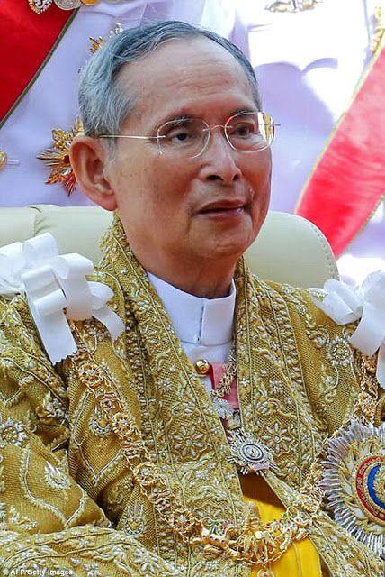 EkpoEsito.Com : BREAKING NEWS: Thailand's King Bhumibol Adulyadej,...