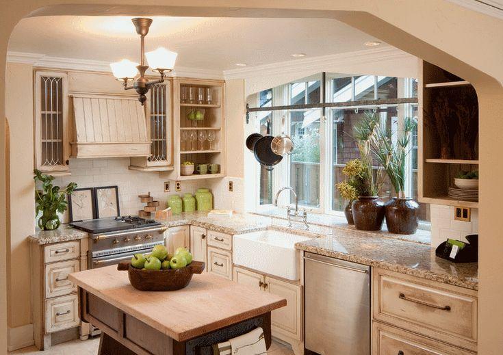 Кухня в стиле прованс: 6 особенностей ~ Sweet home