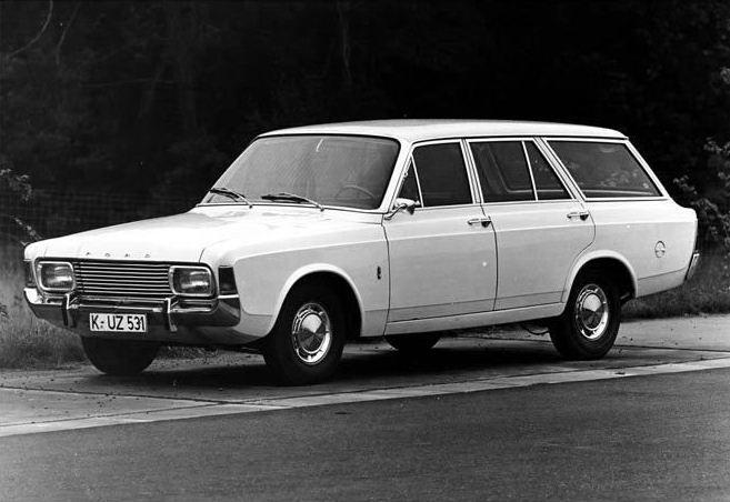 Ford 20M Turnier - 1968