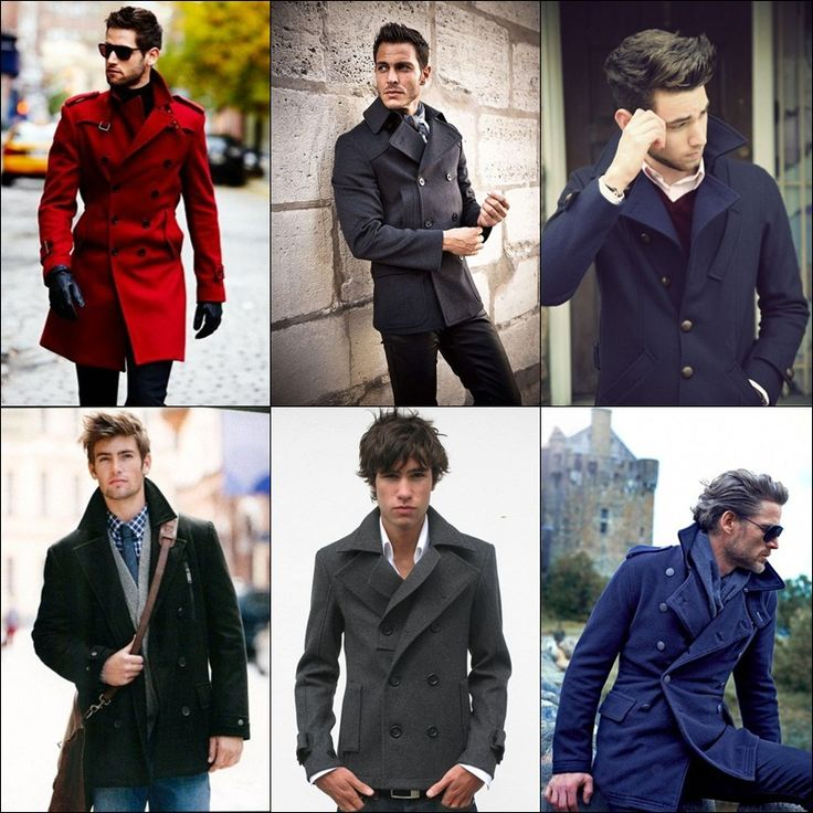 pea coats for men  #mensfashion #fashion2016 #mensstyle #mensfashion2016 #fashion #menswear #peacoats #menspeacoat