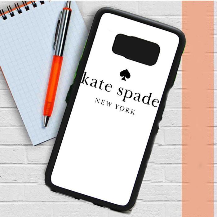 Kate Spade Logo Samsung Galaxy S8 Case Dewantary