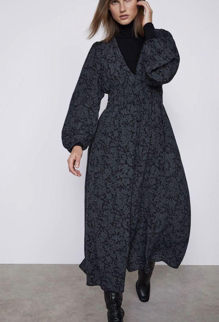 Zara Sale 9 Trend Teile vor dem Black Friday shoppen   Bedruckte ...