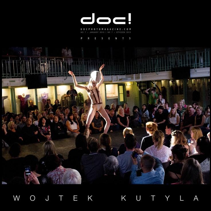 """doc! photo magazine presents: """"Edinburgh International Fashion Festival 2012"""" by Wojtek Kutyla, #7, pp. 127-149"""