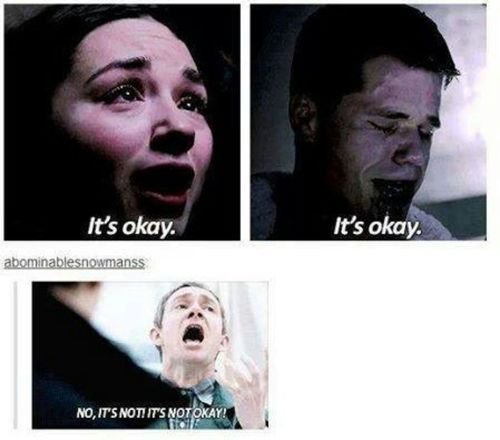 teen wolf....  I was so upset when Aiden and Allison died.