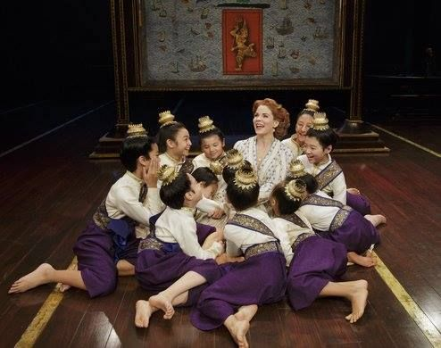 The King and I #broadwaymusical #musicaltheater