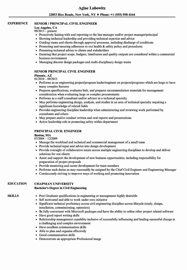 23 System Engineering Resume Examples in 2020 Good