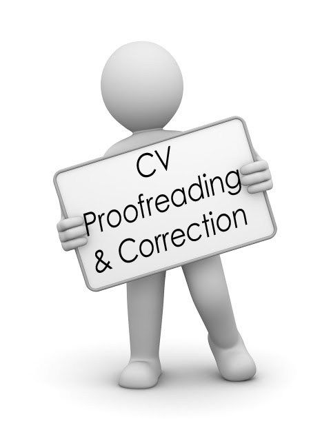 CV Proofreading and Correction Service Interview-winning - resume proofreading