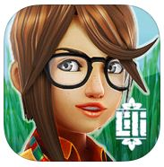 Lili (RPG Hybrid Game) for the iPhone / iPod Touch / iPad for FREE