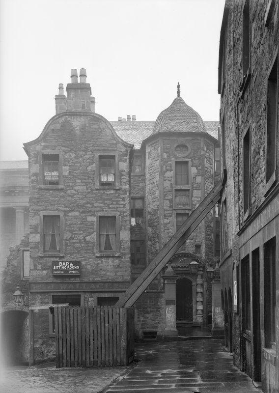 Dundee, City Square, Strathmartine Lodging | ScotlandsPlaces
