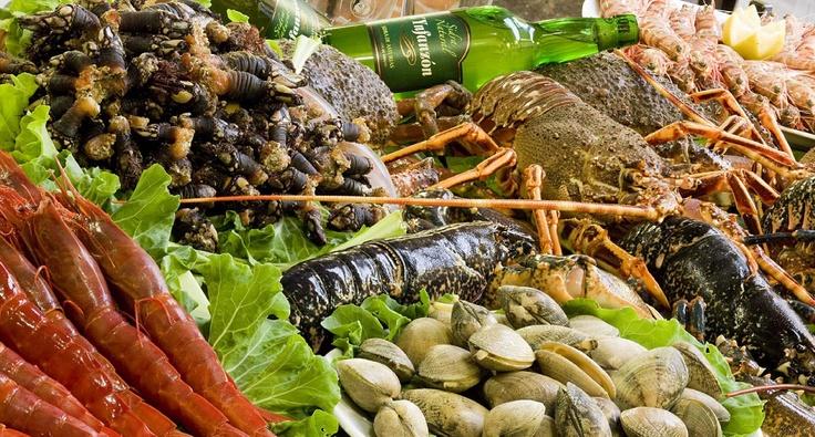 El mejor marisco del Cantábrico y cocina tradicional Asturiana en el restaurante La Zamorana de Gijón