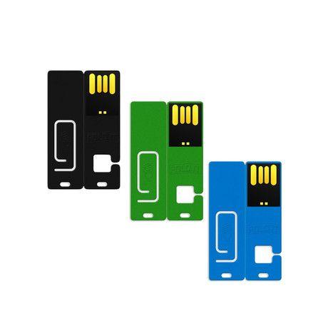 FoldIT 3 Pack // Black   Light Blue   Green